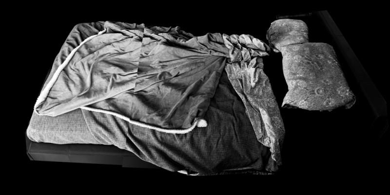 Voo #06, 2013 jato de tinta s/canvas fine art Hahnemuhle Daguerre 100x200 cm.